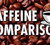 Caffeine Comparison