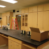 Science labs undergo renovation