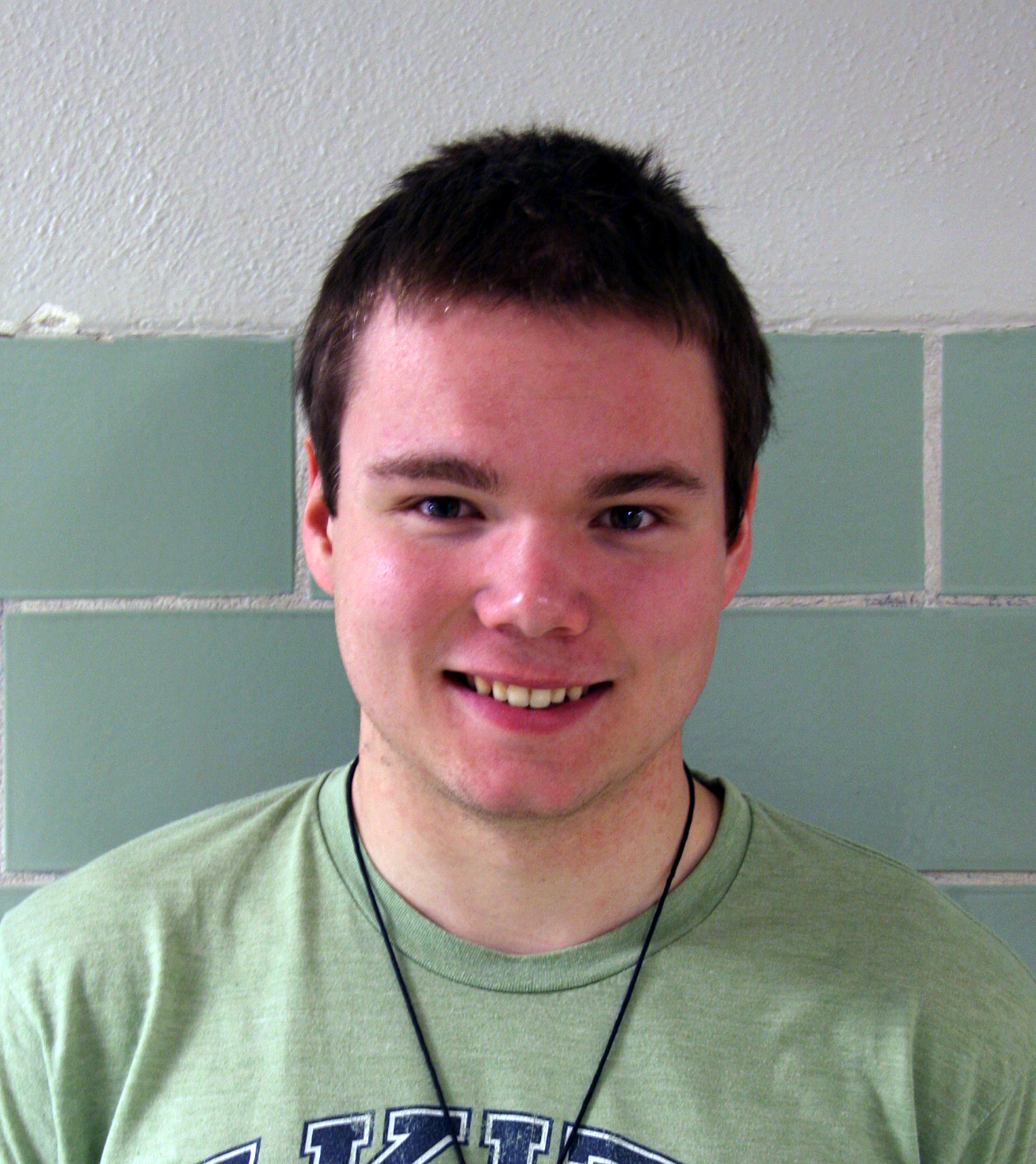 Senior Danny Sullivan