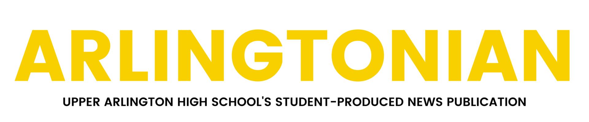 Arlingtonian Student Newsmagazine logo